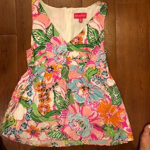 Lilly Pulitzer for Target Tops - Lilly Pulitzer by target tank top!